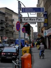 Karl-Marx-Straße in Neukölln