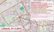 Aktionskarte Lübeck 31.3.2012