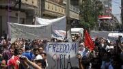 Demonstration in Syrien