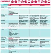 Festivalprogramm